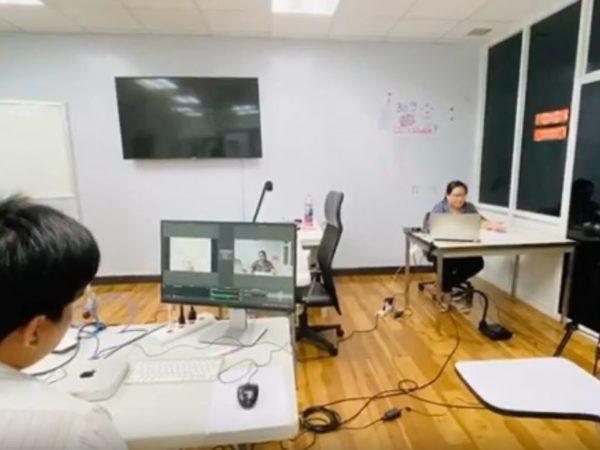 บริการจัดทำ สื่อการสอนที่ SoLA Studio